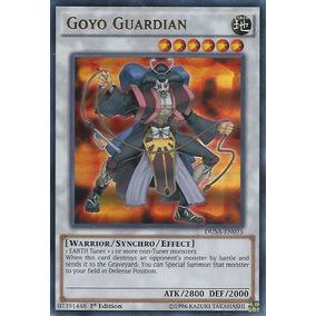 Yu-gi-oh! Goyo Guardian - Dusa-en075 - Ultra Rare