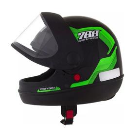 Capacete Sport Moto 788 Automatico Vermelho Mod. San Marino