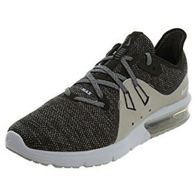 Tênis Nike Air Max Sequent 3 Cinza Corrida Original!