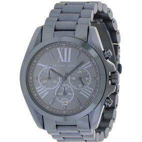 Reloj Michael Kors Para Hombre Mk6248 Pulsera Acero Marina