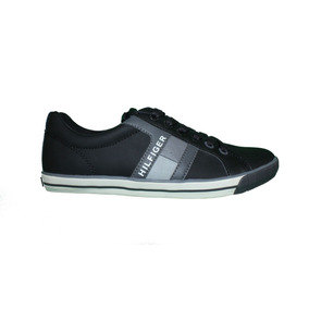 Tenis Tommy Hilfiger Casuales Dama Negro Polo Ralph adidas