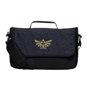 Powera Everywhere Messenger Bag Zelda Breath Of The Nintendo