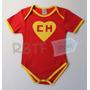 Body Infantil Chapolin Coloraddo
