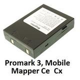 Bateria Para Gps Promark 3, Mobile Mapper Ce, Cx Em Ate 12x