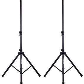 Tripé Aluminio Hayonik Caixa Ativa Acústica (par) - Kadu Som