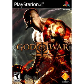 God Of War 2 Ps2 Version Juego Full 100% Completo Dvd9