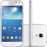 Samsung I9192 Galaxy S4 Mini Dual Branco Original | Vitrine