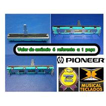 Fader Potenciometro Mixer Pioneer Djm 400 Especial Promoção