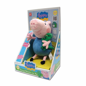 Peppa Pig George Peluche Musical! Remate!!
