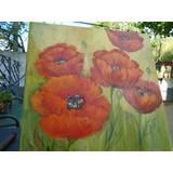 Cuadros Pintados Al Oleo Paisajes Flores