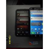 Motorola Defy Impecable + Caja , Manuales + Bateria Nueva