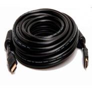 Cable Hdmi A Hdmi 10 Mts Doble Filtro Premium Alta Velocidad