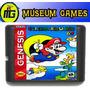 Super Mario World 64 Cartucho Sega Cap-gtia-