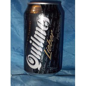 Lata Vacia Cerveza Quilmes Lieber 354 Cm - 2012 - Argentina