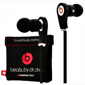 Fone Ouvido Beats Som Profissional Monster By Dr Dre Oferta