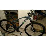 Bicicleta Montaña Mtb Haro Aluminio Nva