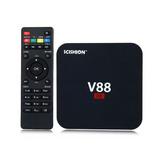 Convierte Lcd/led En Smart Tv Box Android V88 1gb/8gb