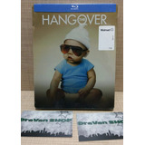 The Hangover / Que Paso Ayer? Steelbook Blu Ray Película