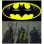 Kit 3 Chaveiros Em Aço Batman Dc Heróis Homem Morcego
