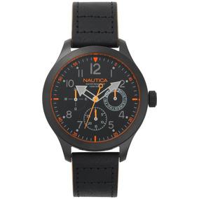 Reloj Nautica Caballero Original Envío Gratis Napnrl002