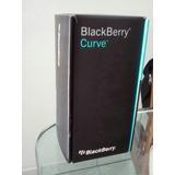 Caja Blackberry Curve 9320 Con Sus Manuales Perfecto Estado