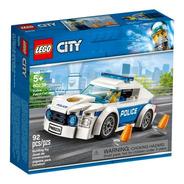 60239 Extra City Auto Patrulla De La Policía