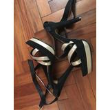 Zapatos De Fiesta Vilma Parra 37.5