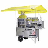 Carrinho Ambulante Churrasco Hot-dog Pastel Batata Lanche