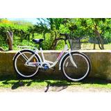 Bicicleta Paseo Dama Fire Bird Aluminio Rodado 26