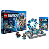 Lego Dimension Starter Pack Ps4 Nuevo Fisico Sellado