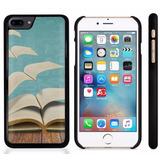 Funda Protector Case Apple Iphone Libros Volando