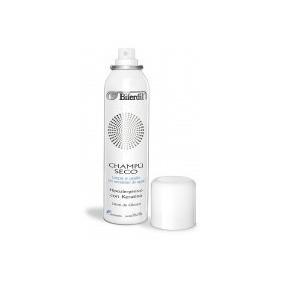 Biferdil Dry Shampoo Spray Champú Seco Con Keratina Sin Agua