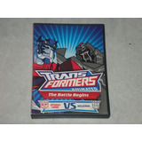 Transformers - Animated - Battle Begins Dvd Hasbro