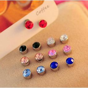 Aros Magneticos Perlas 6 Mm Fashion 2016
