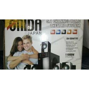 Home Teather 5.1 Marca Onida
