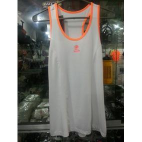 Musculosa Deportiva P/mujer Yazuka Original Con Smartskin