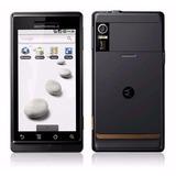 Celular Motorola Milestone A853 Preto Wifi 3g Android