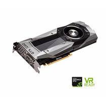 Placa De Video Gtx 1080 Gigabyte Geforce Founders Edition