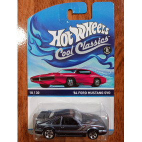 Hot Wheels Cool Classics 1984 Ford Mustang Svo