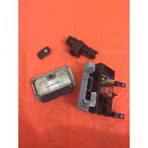 Kit Módulo De Injeção Fiat Idea 1.4 Flex 0 261 S04 789 (a)