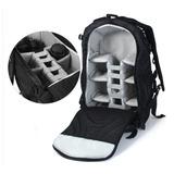 Mochila Backpack Caden K7 Para Equipo Fotografico 47x32x20cm