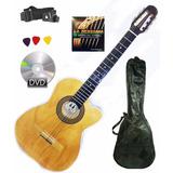 Guitarra Acústica Accesorios Y Envío