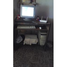 Computadora Completa Teclado, Parlantes, Maus,y Ruter