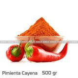 Pimienta De Cayena Especias Condimentos 500 Gr