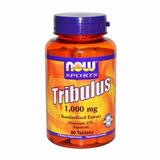 Tribulus Terrestris 1000mg, 45% Saponinas Now Sports 90 Tabs