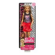 Barbie Fashionista 123 Negra Cabelos Trançados Melhor Preço