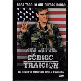 Código Traición - Joaquin Phoenix - Anna Paquin - Harris Dvd