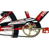 Bicicleta Top Mega Junior 20, Para Niños