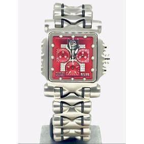 Relógio Oakley Minute Machine Diamond Red Sem Juros