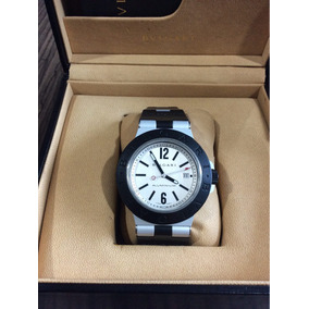 Reloj Bvlgari Aluminun 44mm Impecable